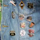 История развития байкерского движения в значках