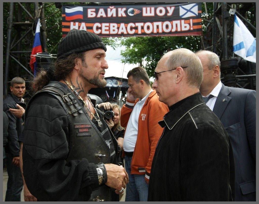 Особенности российского байкерства